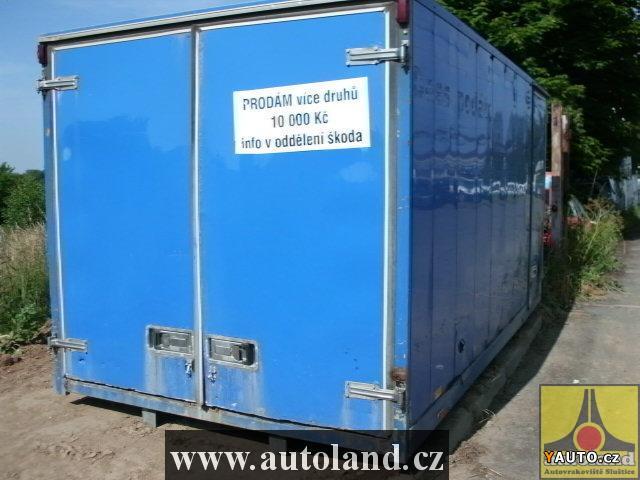 Prodám  Skříň Iveco VOLAT 602 320593