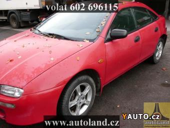 Prodám Mazda 323 1,5 VOLAT 602 696115