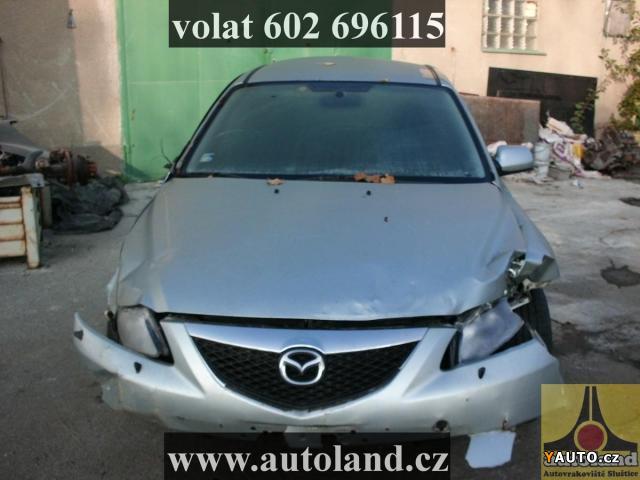Prodám Mazda 6 2,3 VOLAT 602 696115