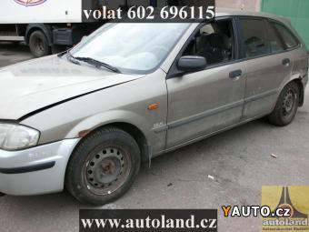 Prodám Mazda 323 2,0 VOLAT 602 696115