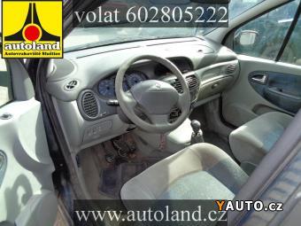 Prodám Renault Scénic 1,6 VOLAT 602 805222