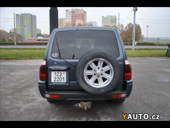 Prodám Mitsubishi Pajero 3,2 Di-D klima, 4x4, ČR