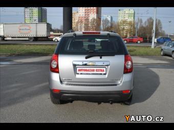 Prodám Chevrolet Captiva 2,0 CDTi 2. majitel, ČR, 4X4