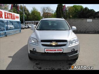 Prodám Chevrolet Captiva 2,0 CDTi ČR, 4x4, digi klima