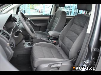 Prodám Volkswagen Touran 1,9 TDi digi-klima, navi, Webas