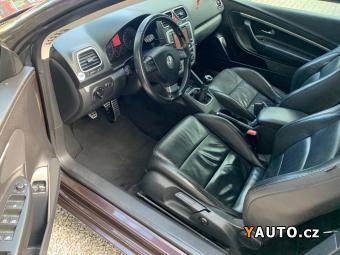 Prodám Volkswagen EOS 2.0 TDi, navi, kůže, serviska