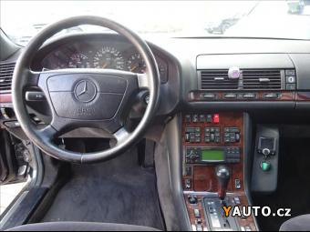 Prodám Mercedes-Benz 140 S 500