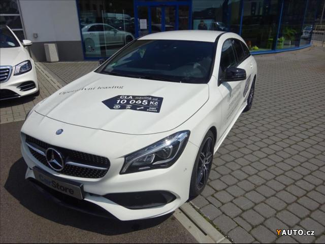 Prodám Mercedes-Benz CLA CLA 180 SB AMG
