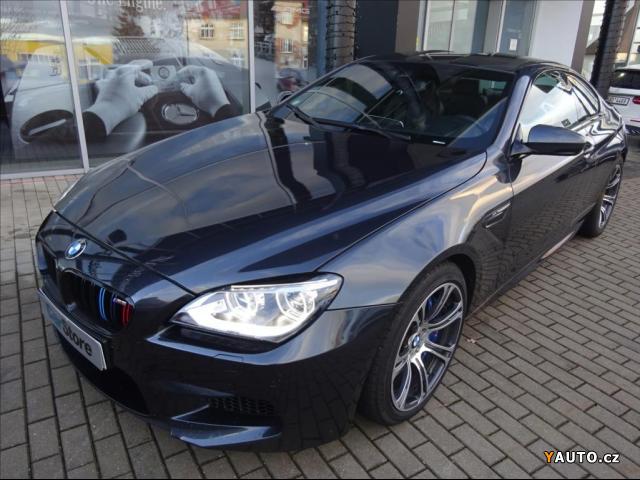 Prodám BMW M6 Coupe M6