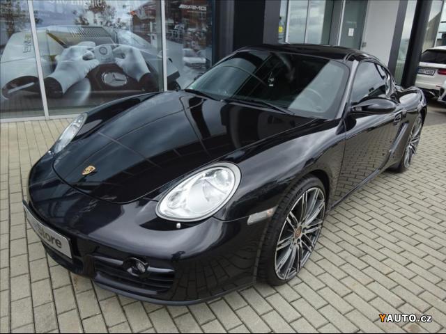 Prodám Porsche Cayman Porsche Cayman 2.7