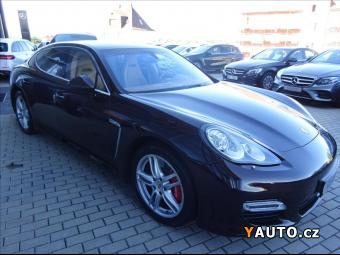 Prodám Porsche Panamera Panamera 4.8 Turbo