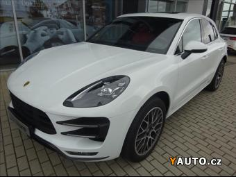 Prodám Porsche Macan Macan Turbo