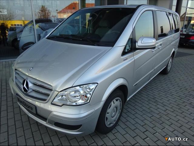 Prodám Mercedes-Benz Viano Viano 2.2. CDI, L TREND