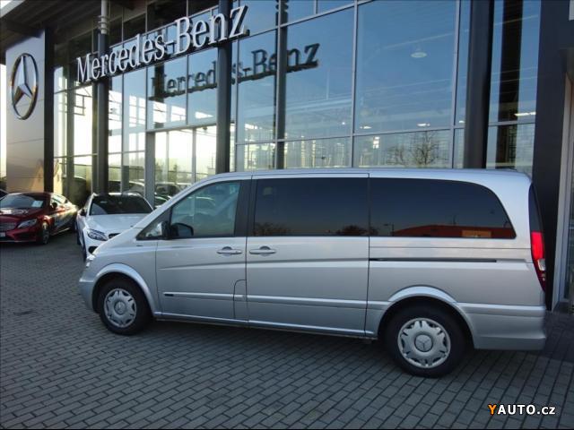 Prodám Mercedes-Benz Viano Viano 2.2 CDI L TREND