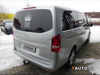 Prodám Mercedes-Benz Vito VITO 119 BT L TOURER SELECT