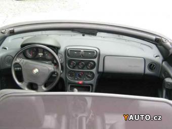Prodám Alfa Romeo Spider 2,0 Top stav