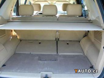 Prodám Mercedes-Benz Třídy M 2,7 CDi Navi + DVD