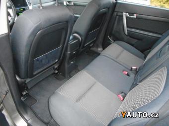 Prodám Chevrolet Captiva 2,4 LPG SERVIS TAŽNÝ KLIMA