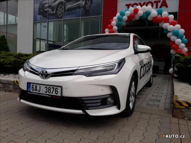 Prodám Toyota Corolla 1,6