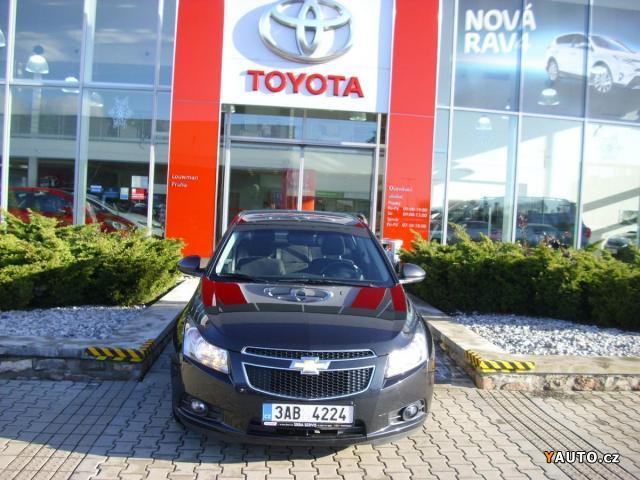Prodám Chevrolet Cruze 2,0 MAJITEL, SERVISKA, ČR