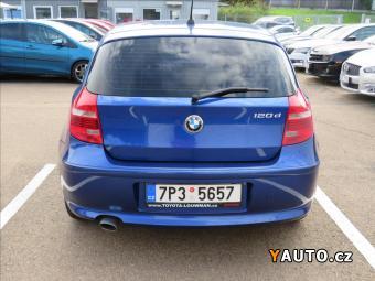 Prodám BMW Řada 1 2,0 120d AT