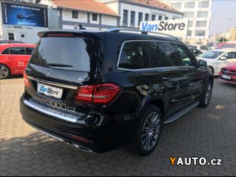 Prodám Mercedes-Benz GLS 350 D 4MATIC AUT. linie AMG