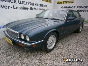 Prodám Jaguar XJ6 3.2i