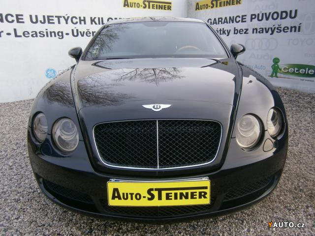 Prodám Bentley Continental Flying Spur 6.0 W12 Lange
