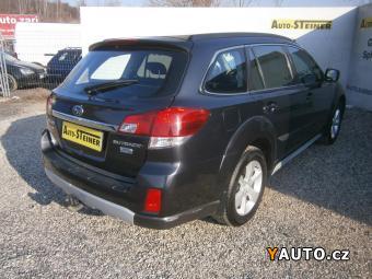 Prodám Subaru Outback 2.0D AWD 4x4