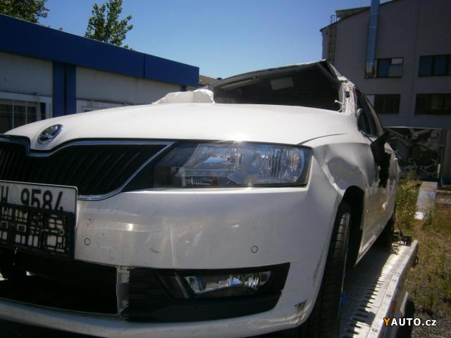 Prodám Škoda Rapid 1.6 TDI, ČR