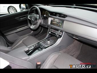 Prodám Jaguar XF 2,0 25d R-SPORT MY 18