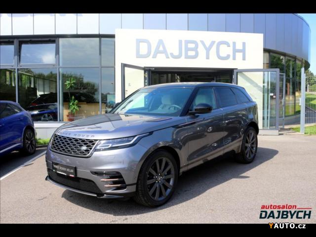 Prodám Land Rover Range Rover Velar 3,0 D300 R-DYNAMIC SE