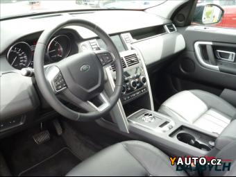 Prodám Land Rover Discovery Sport 2,0 TD4 150PS HSE 16.5