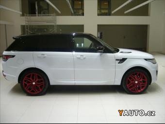 Prodám Land Rover Range Rover Sport 3,0 Autobiography SDV6 MY2014