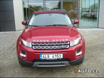 Prodám Land Rover Range Rover Evoque 2,2 TD4 9AT Pure Tech