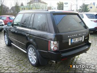 Prodám Land Rover Range Rover 5,0 Supercharged