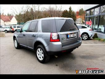 Prodám Land Rover Freelander 2,2 TD4 6A, T S 2012 MY