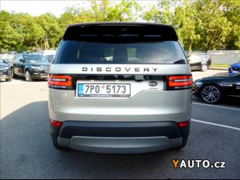 Prodám Land Rover Discovery 3,0 Si6 HSE