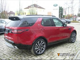 Prodám Land Rover Discovery 3,0 Td6 HSE DYNAMIC PACK