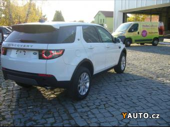 Prodám Land Rover Discovery Sport 2,0 TD4 9-AT 150PS SE MY17
