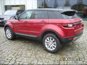 Prodám Land Rover Range Rover Evoque 2,0 TD4 150PS AT SE