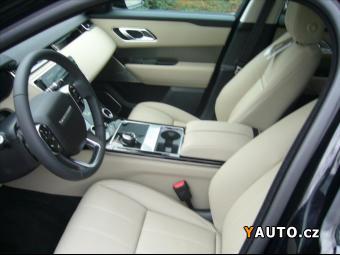 Prodám Land Rover Range Rover Velar 2,0 D240 SE