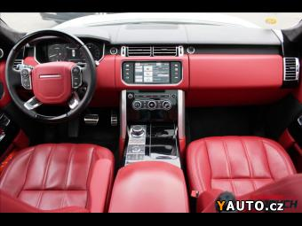 Prodám Land Rover Range Rover 4,4 SD V8 Autobiography