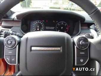 Prodám Land Rover Discovery 3,0 TDV6 HSE MY18