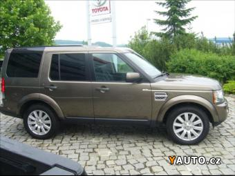 Prodám Land Rover Discovery 3,0 TDV6 8A, T HSE 188kW 4