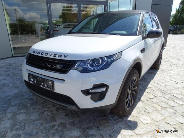 Prodám Land Rover Discovery Sport 2,0 TD4 150P