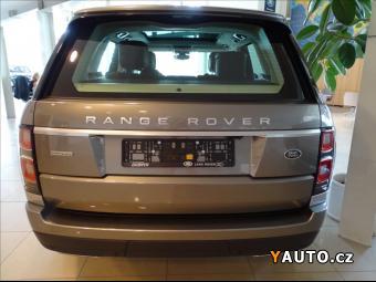 Prodám Land Rover Range Rover 4,4 SDV8 339 AB