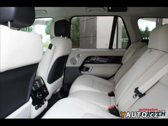 Prodám Land Rover Range Rover 4,4 SDV8 Autobiography SWB