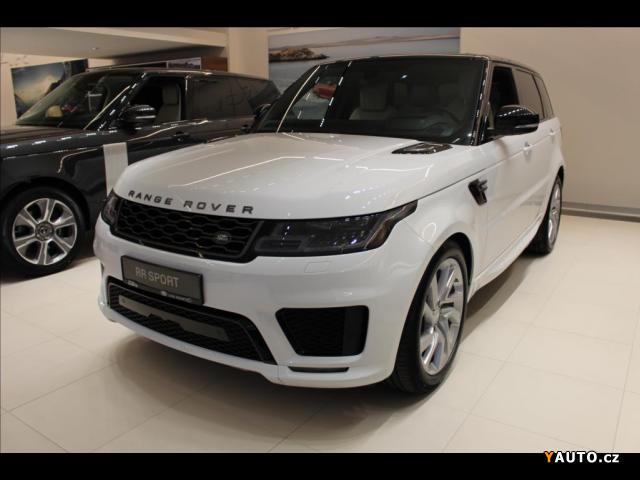 Prodám Land Rover Range Rover Sport 3,0 HSE Dynamic