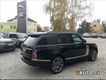 Prodám Land Rover Range Rover 4,4 SDV8 AT Autobiography SWB